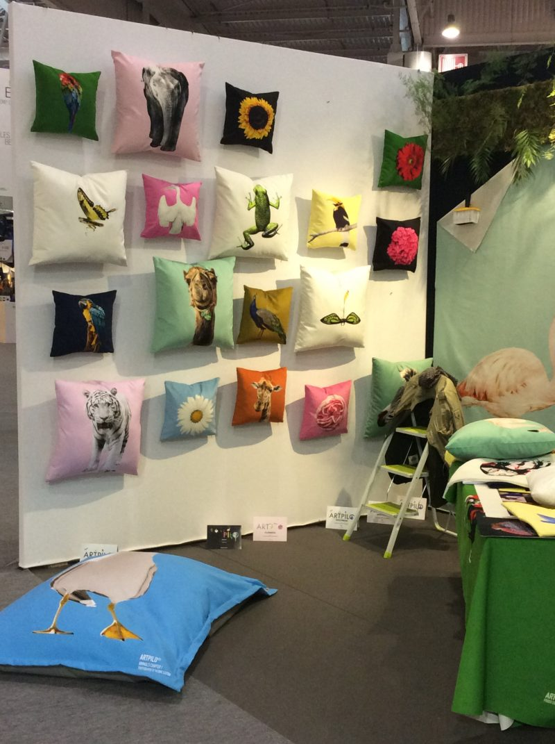 Artpilo animal cushions