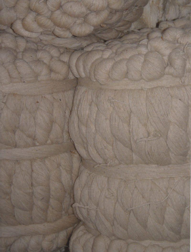 Bales of Yarn