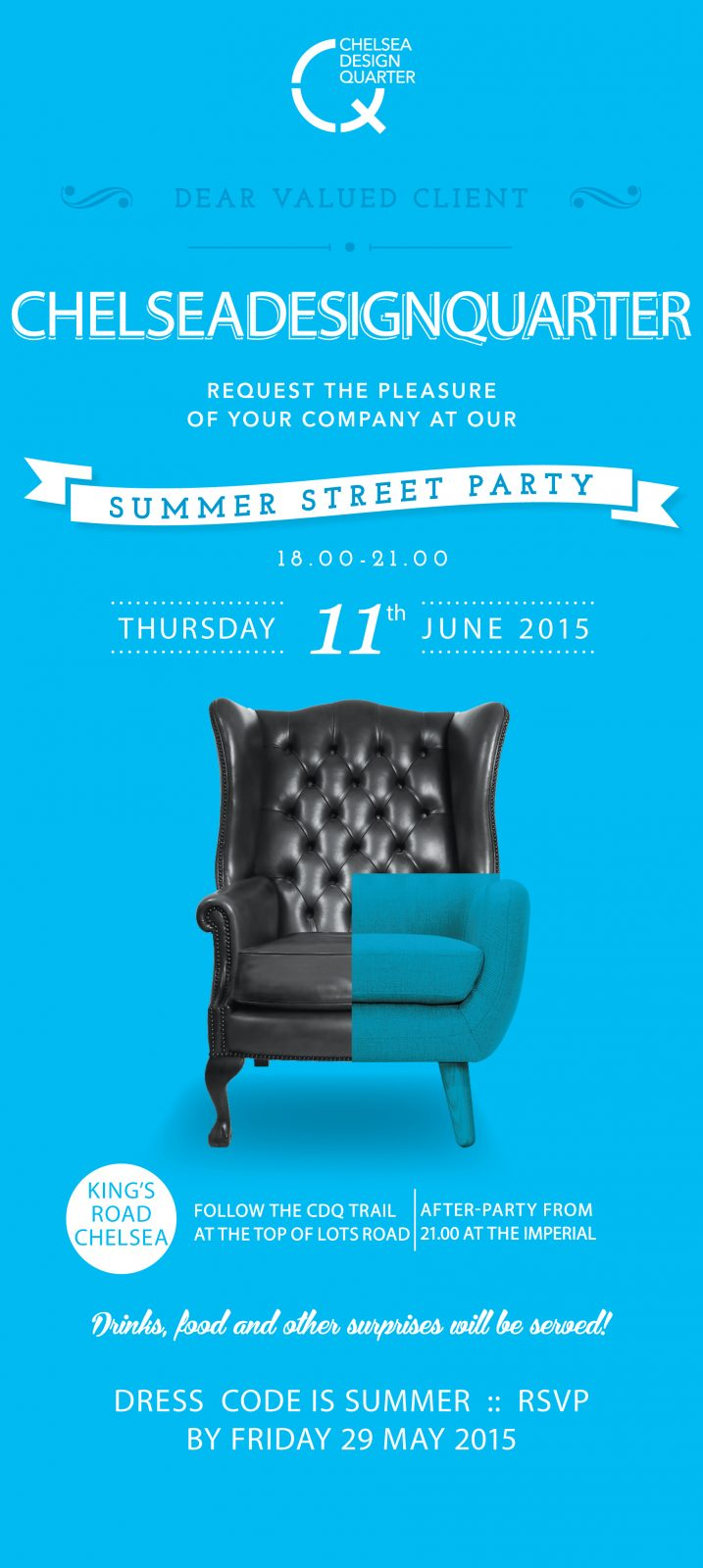CDQ Summer Street Party 2015