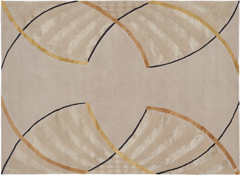 Deirdre Dyson Exclusive Carpets and Rugs FANS