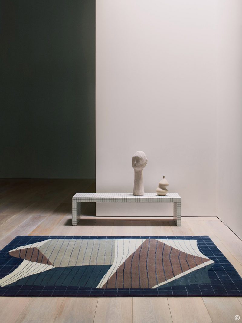 Deirdre Dyson Exclusive Carpets and Rugs NOTE PAPER
