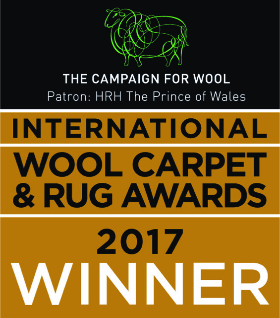 Intl Wool Carpet & Rug Awards Winner