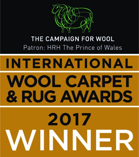 Intl Wool Carpet & Rug Awards Winner