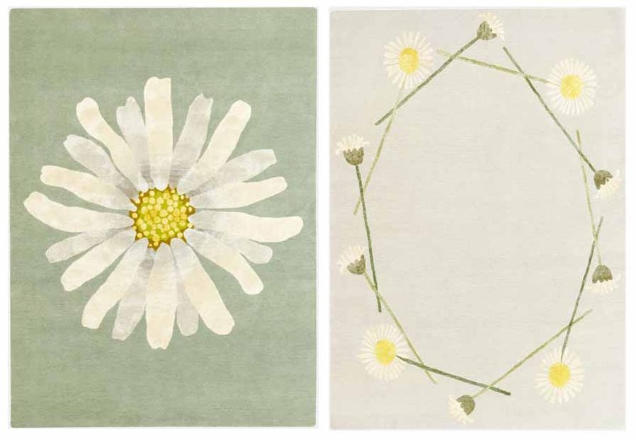 DAISY CHAIN and DAISY from the 2012 collection